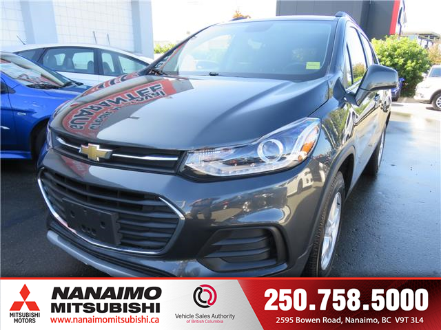 2017 Chevrolet Trax LT (Stk: P1686) in Nanaimo - Image 1 of 11