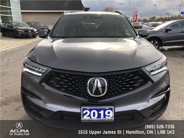 2019 Acura RDX A-Spec (Stk: 1917530) in Hamilton - Image 2 of 30