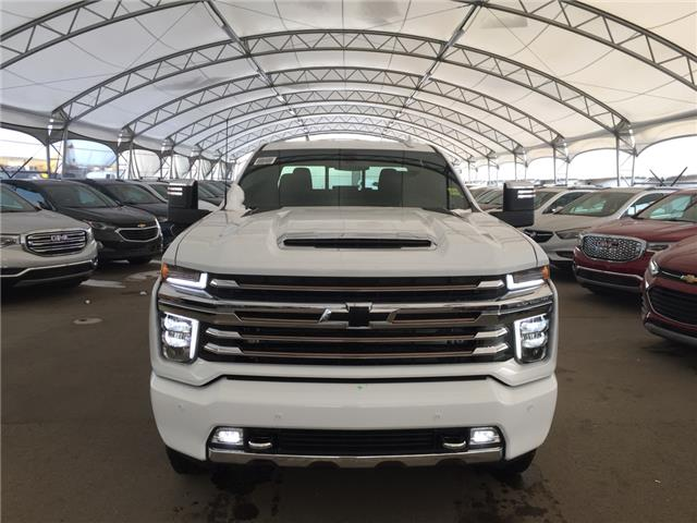 2020 Chevrolet Silverado 3500HD High Country (Stk: 179145) in AIRDRIE - Image 2 of 46