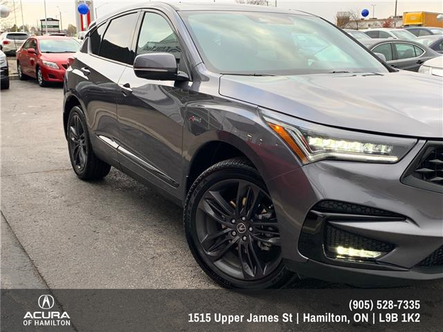 2019 Acura RDX A-Spec (Stk: 1917550) in Hamilton - Image 2 of 26