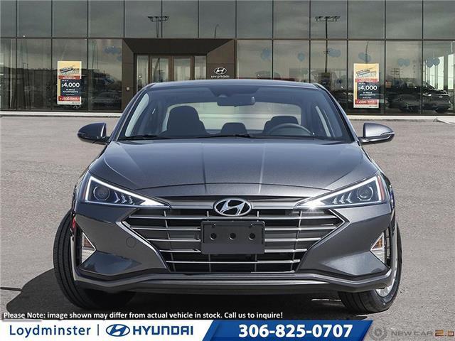 2020 Hyundai Elantra Preferred w/Sun & Safety Package (Stk: 0EL0343) in Lloydminster - Image 2 of 23