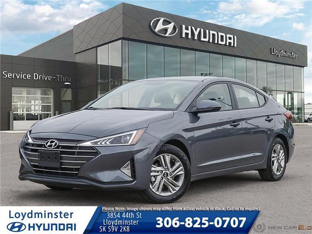2020 Hyundai Elantra Preferred (Stk: 0EL8587) in Lloydminster - Image 1 of 23