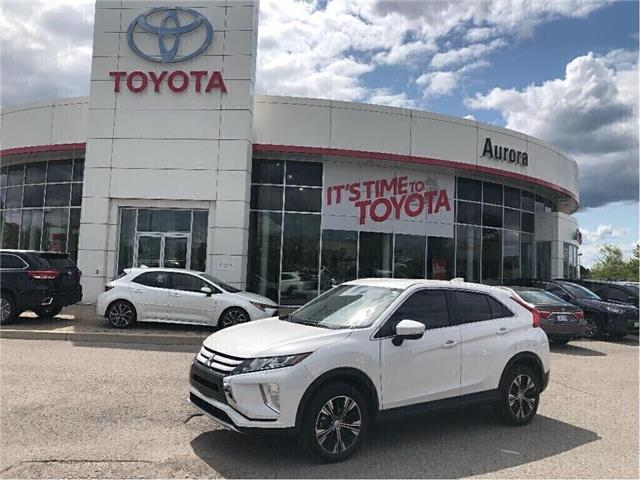 2018 Mitsubishi Eclipse Cross ES (Stk: 311291) in Aurora - Image 1 of 16