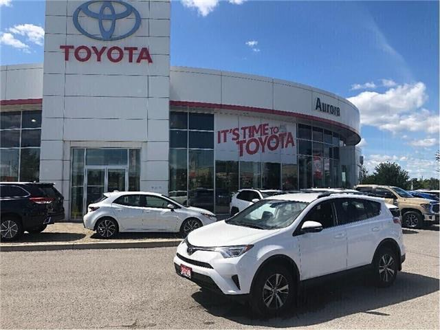 2018 Toyota RAV4 LE (Stk: 6572) in Aurora - Image 1 of 17