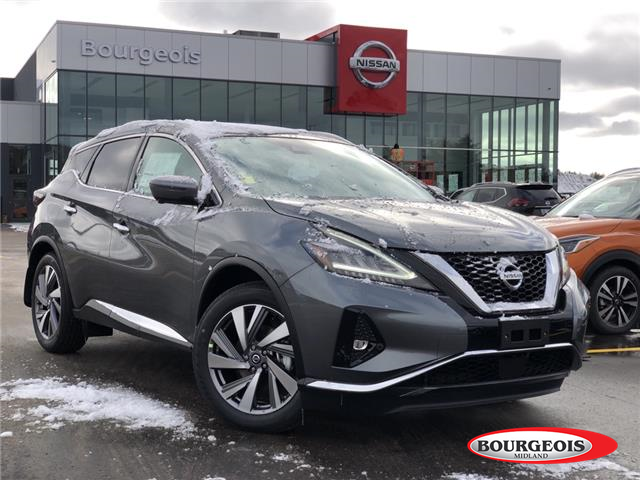 2020 Nissan Murano SL (Stk: 020MR4) in Midland - Image 1 of 21
