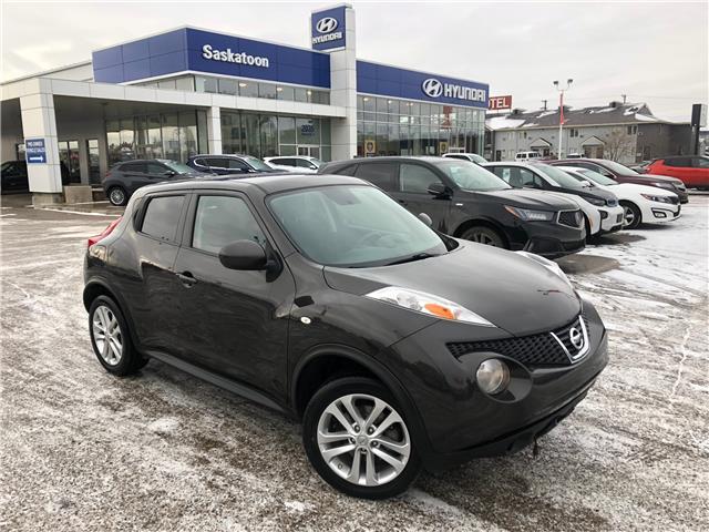 2013 Nissan Juke SV (Stk: 40036B) in Saskatoon - Image 1 of 22