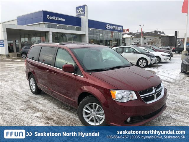 2019 Dodge Grand Caravan CVP/SXT (Stk: 40019A) in Saskatoon - Image 1 of 29