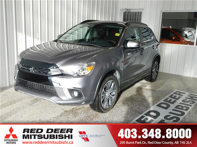 2018 Mitsubishi RVR GT (Stk: L8166) in Red Deer County - Image 1 of 16