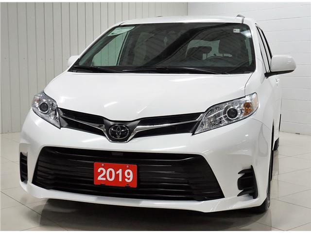 2019 Toyota Sienna LE 8-Passenger (Stk: PR032) in Sault Ste. Marie - Image 1 of 25