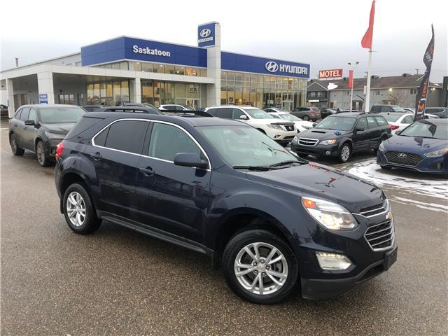 2017 Chevrolet Equinox LT 2GNALCEK8H1591418 B7429A in Saskatoon