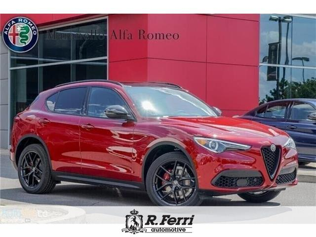 2019 Alfa Romeo Stelvio ti (Stk: 461AR) in Woodbridge - Image 1 of 21