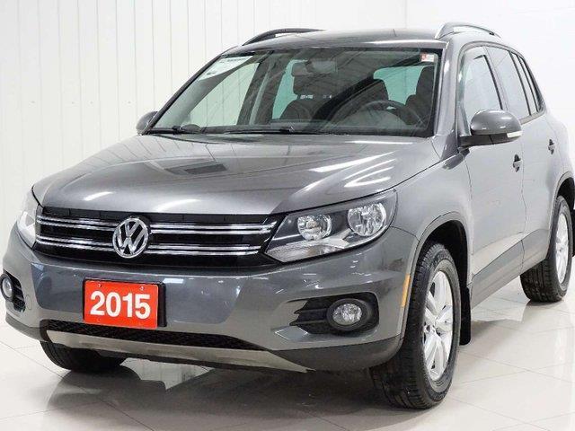 2015 Volkswagen Tiguan Trendline (Stk: TI19094A) in Sault Ste. Marie - Image 2 of 20