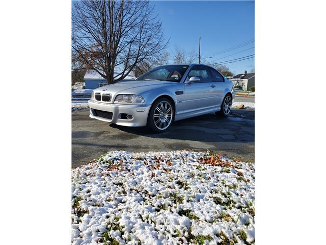 2002 BMW M3 Coupe (Stk: ) in Dartmouth - Image 1 of 17