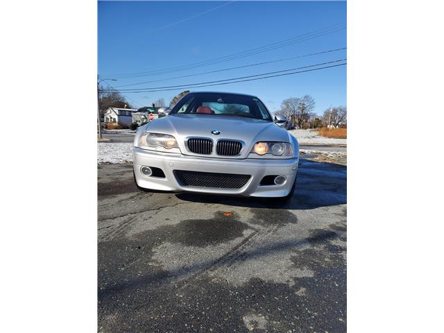 2002 BMW M3 Coupe (Stk: ) in Dartmouth - Image 2 of 17