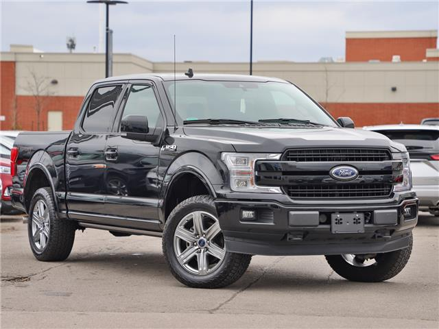 2018 Ford F-150 Lariat (Stk: 1HL229) in Hamilton - Image 1 of 27