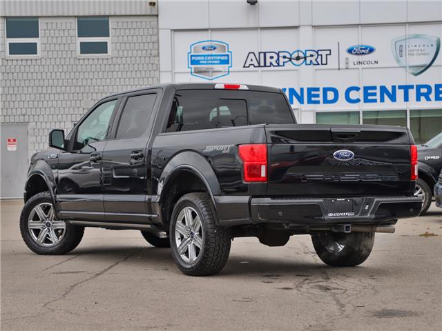 2018 Ford F-150 Lariat (Stk: 1HL229) in Hamilton - Image 2 of 27
