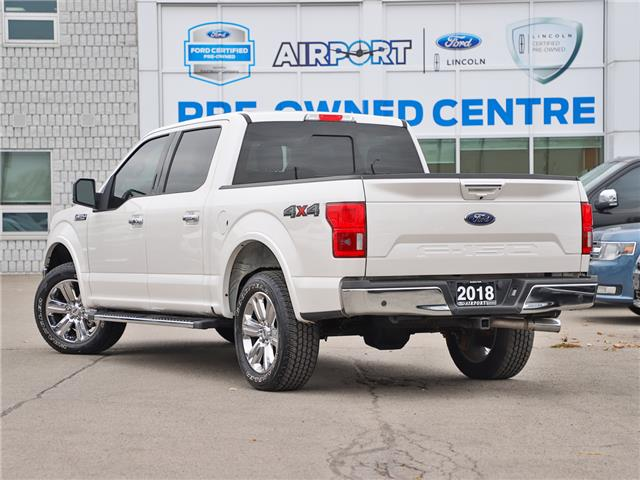 2018 Ford F-150 Lariat (Stk: A90853) in Hamilton - Image 2 of 27