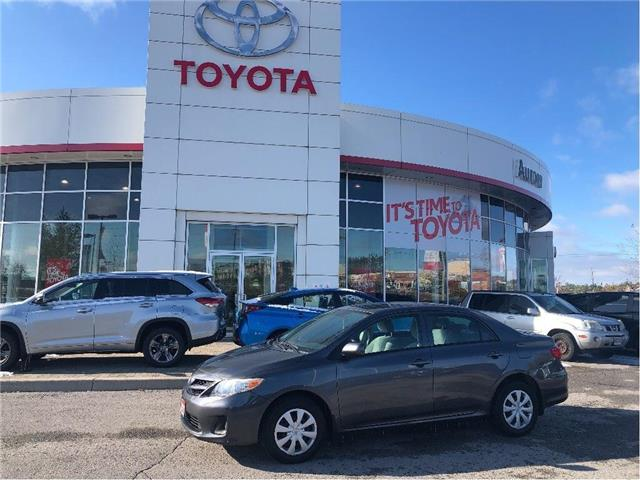 2011 Toyota Corolla CE (Stk: 313361) in Aurora - Image 1 of 15