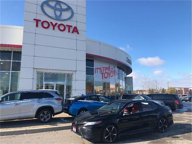 2018 Toyota Camry XSE (Stk: 312101) in Aurora - Image 1 of 19