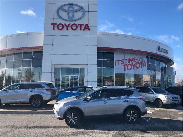 2018 Toyota RAV4 LE (Stk: 312741) in Aurora - Image 1 of 11