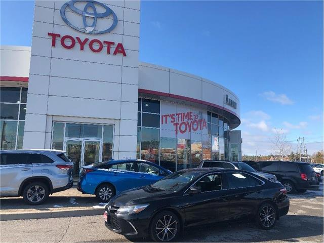 2015 Toyota Camry XSE (Stk: 986201) in Aurora - Image 1 of 9