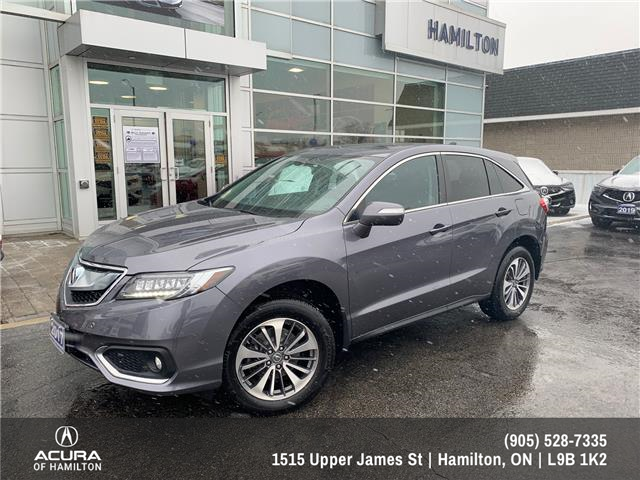 2017 Acura RDX Elite (Stk: 1717520) in Hamilton - Image 1 of 32