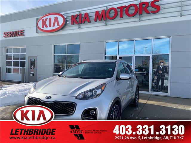 2017 Kia Sportage EX (Stk: P2585A) in Lethbridge - Image 1 of 18