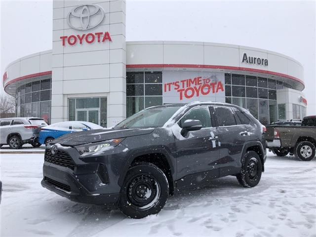 2020 Toyota RAV4 LE (Stk: 31397) in Aurora - Image 1 of 15