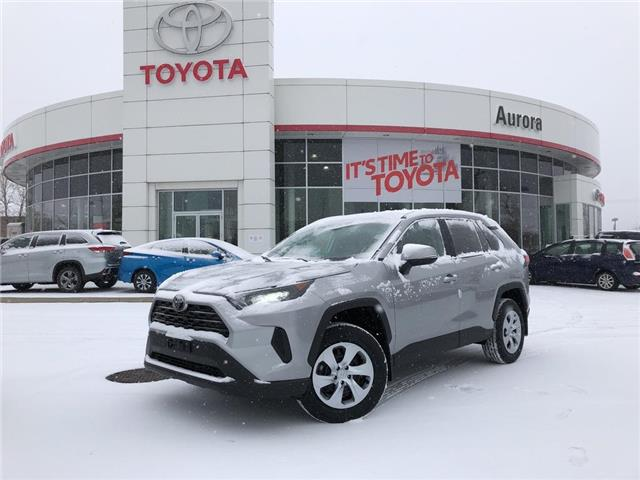 2020 Toyota RAV4 LE (Stk: 31401) in Aurora - Image 1 of 15