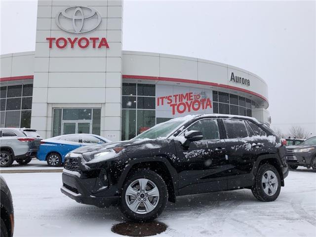 2020 Toyota RAV4 XLE (Stk: 31410) in Aurora - Image 1 of 15