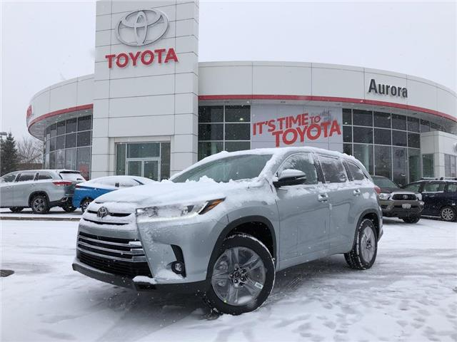 2019 Toyota Highlander Limited (Stk: 31412) in Aurora - Image 1 of 15
