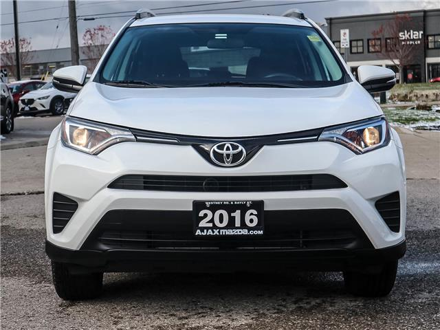 2016 Toyota RAV4  (Stk: P5329) in Ajax - Image 2 of 24