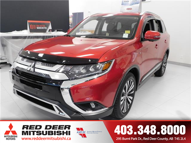 2019 Mitsubishi Outlander GT (Stk: T197855) in Red Deer County - Image 1 of 9