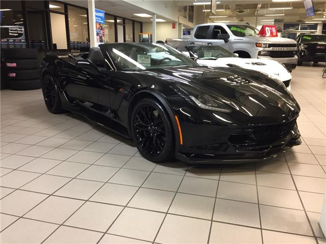 2019 Chevrolet Corvette Z06 (Stk: 164414) in AIRDRIE - Image 1 of 5