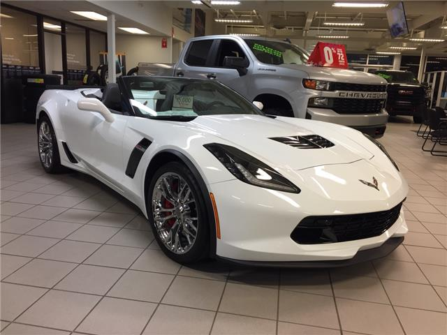 2019 Chevrolet Corvette Z06 (Stk: 176812) in AIRDRIE - Image 1 of 4