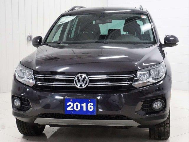 2016 Volkswagen Tiguan Comfortline (Stk: V0484) in Sault Ste. Marie - Image 1 of 21