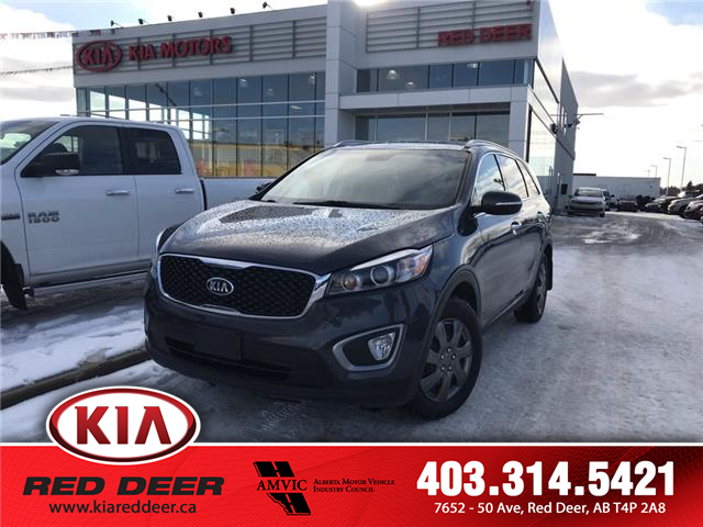 2016 Kia Sorento 2.4L LX (Stk: L7638) in Red Deer - Image 1 of 17
