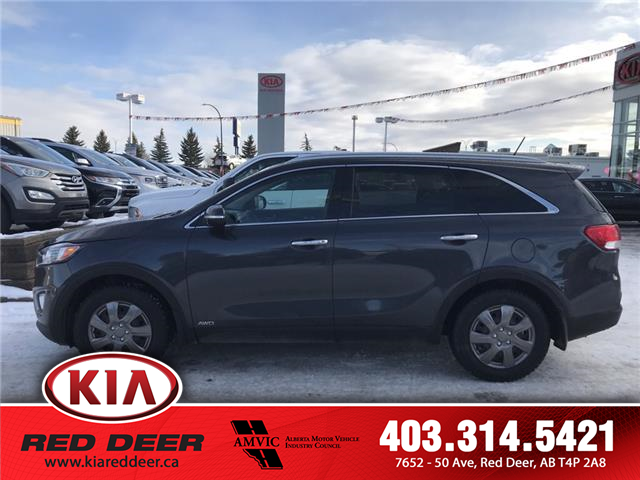 2016 Kia Sorento 2.4L LX (Stk: L7638) in Red Deer - Image 2 of 17