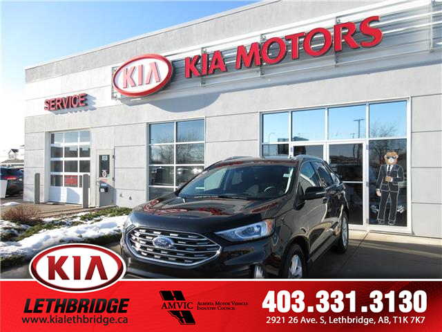 2019 Ford Edge SEL (Stk: P2597) in Lethbridge - Image 1 of 20