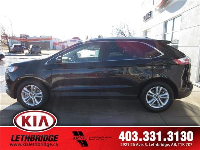 2019 Ford Edge SEL (Stk: P2597) in Lethbridge - Image 2 of 20