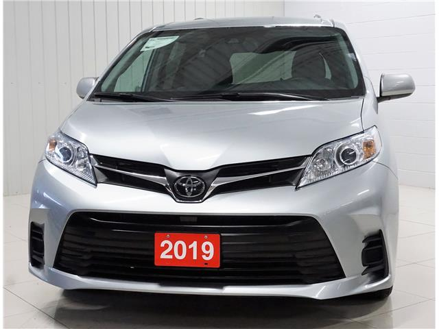 2019 Toyota Sienna LE 8-Passenger (Stk: PR031) in Sault Ste. Marie - Image 1 of 25