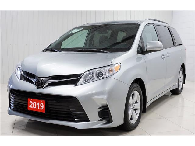 2019 Toyota Sienna LE 8-Passenger (Stk: PR031) in Sault Ste. Marie - Image 2 of 25