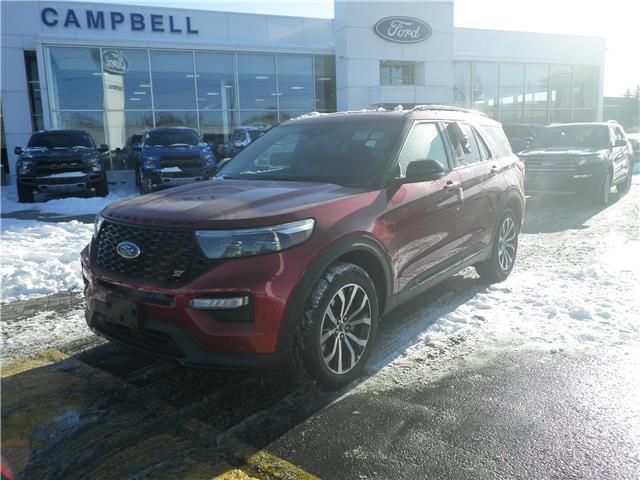 2020 Ford Explorer ST (Stk: 2000480) in Ottawa - Image 1 of 8