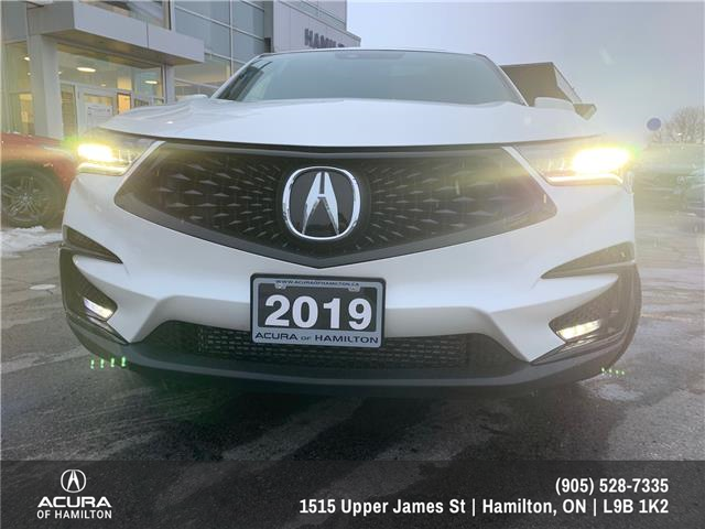 2019 Acura RDX A-Spec (Stk: 1917770) in Hamilton - Image 2 of 21