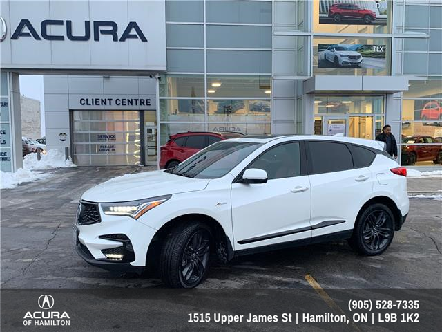 2019 Acura RDX A-Spec (Stk: 1917770) in Hamilton - Image 1 of 21