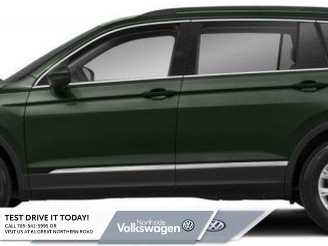 2018 Volkswagen Tiguan Comfortline (Stk: V0481) in Sault Ste. Marie - Image 2 of 9