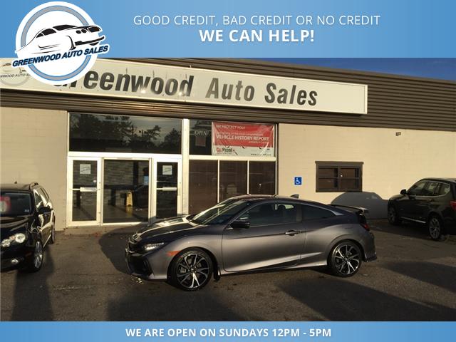 2017 Honda Civic Si (Stk: 17-20349) in Greenwood - Image 1 of 17