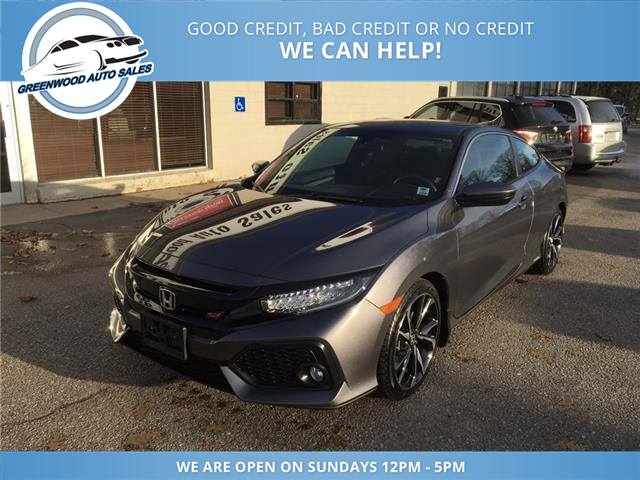 2017 Honda Civic Si (Stk: 17-20349) in Greenwood - Image 2 of 17