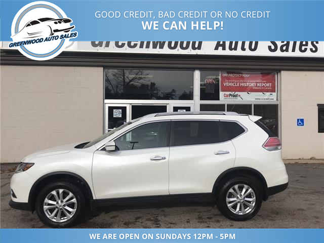 2016 Nissan Rogue SV (Stk: 16-90267) in Greenwood - Image 1 of 14
