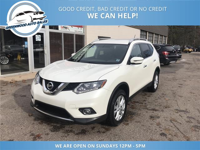 2016 Nissan Rogue SV (Stk: 16-90267) in Greenwood - Image 2 of 14